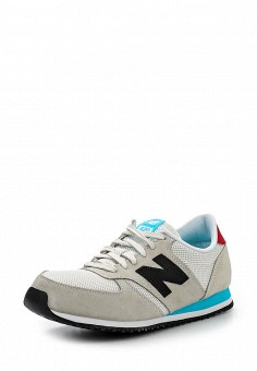 Кроссовки, New Balance, цвет: бежевый. Артикул: NE007AUPEC67. Женская обувь / Кроссовки и кеды / Кроссовки