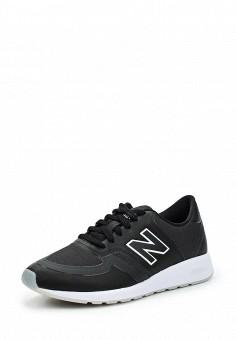Кроссовки, New Balance, цвет: черный. Артикул: NE007AWUNZ88. Женская обувь / Кроссовки и кеды / Кроссовки