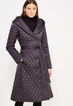 Пуховик, Odri, цвет: черный. Артикул: OD001EWXGF68. Женская одежда / Верхняя одежда / Пуховики и зимние куртки