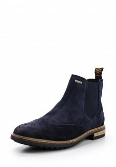 Ботинки, Superdry, цвет: синий. Артикул: SU789AMVCD95. Мужская обувь / Ботинки и сапоги