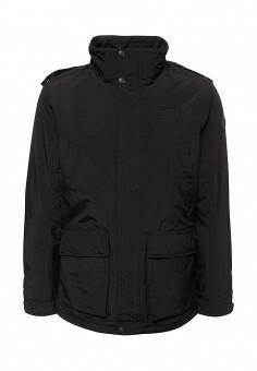 Куртка утепленная, Tenson, цвет: черный. Артикул: TE948EMYIT28. Мужская одежда / Верхняя одежда / Пуховики и зимние куртки