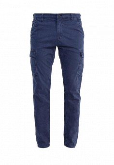 Чиносы, Tom Tailor Denim, цвет: синий. Артикул: TO793EMUSO41. Tom Tailor Denim