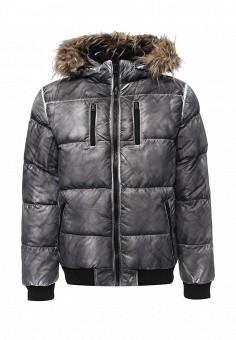 Куртка утепленная, Urban Classics, цвет: хаки. Артикул: UR005EMXVF46. Мужская одежда / Верхняя одежда / Пуховики и зимние куртки