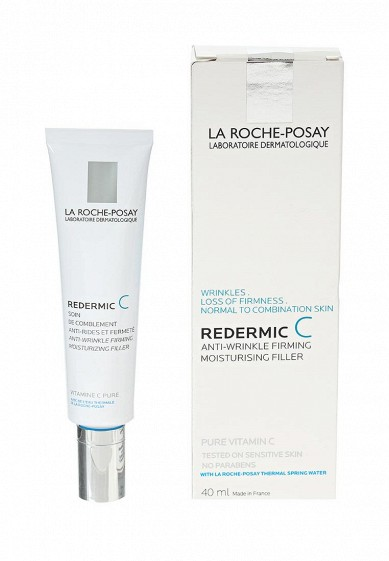 Крем для лица REDERMIC C для нормальной и комбинированной кожи 40 мл