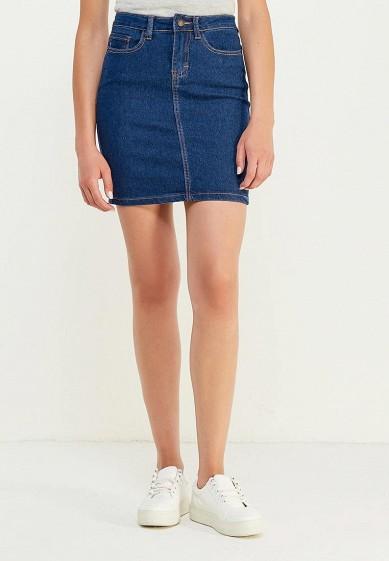 Юбка джинсовая модис